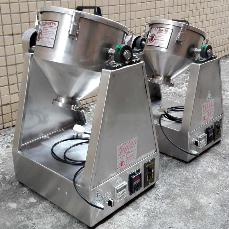 5KG Stainless Steel Mixer 5L Food Mixture 5KG Fruit Mixer 5KG Powder Mixer YG-5KG диск шлифованный d51мм ivanko om 5kg оливковый