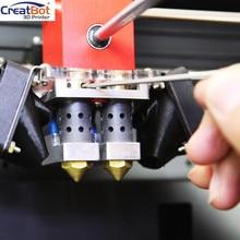 Black peek Extruder CreatBot 3d printer Nozzle +heaters+peeks+heating break+adjusting colume 3D Printer Accessories/Parts