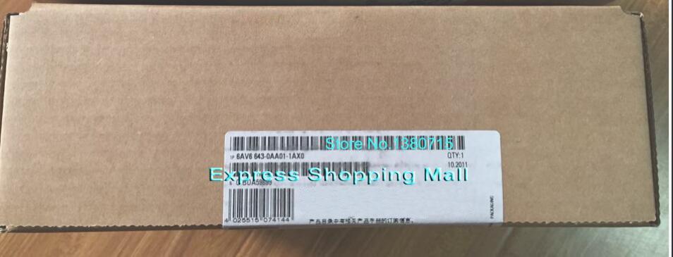 все цены на  Original Touch Screen 6AV6643-0AA01-1AX0 New  онлайн