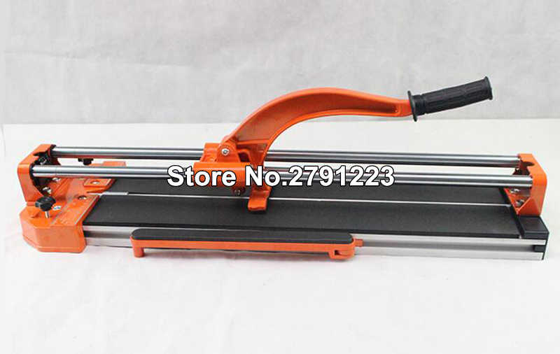 luxury 800mm manual laser tile cutter