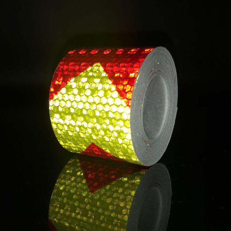 3M Reflective Strips Car Stickers Car-styling Motorcycle Decoration Automobiles Safety Warning Mark Tapes