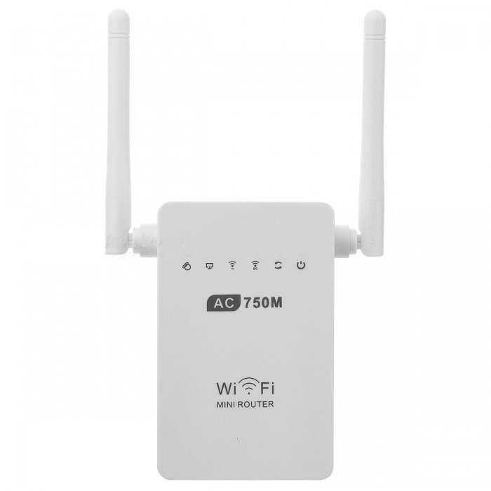 Wifi Repeater Router Client-Mode Dual-Band Wirelss 750mbps 5G AC Roteador 2