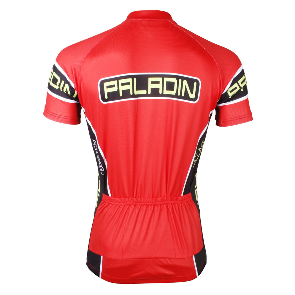 ea7e0e6b2 Free shipping Men Polyester Short Sleeve Cycling Jersey Red Bicycle Clothes  Roman knight Cycling Clothing Size S TO 6XL-in Cycling Jerseys from Sports  ...