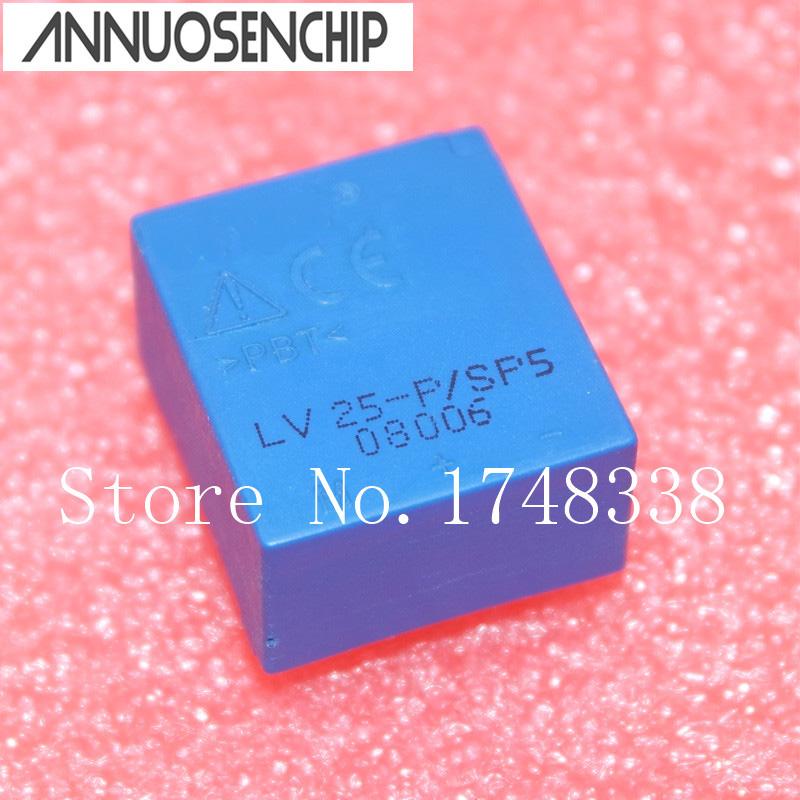 Current sensor LV25-P/SP5 LV25-P/SP2 New Original linvel lv 8150 5