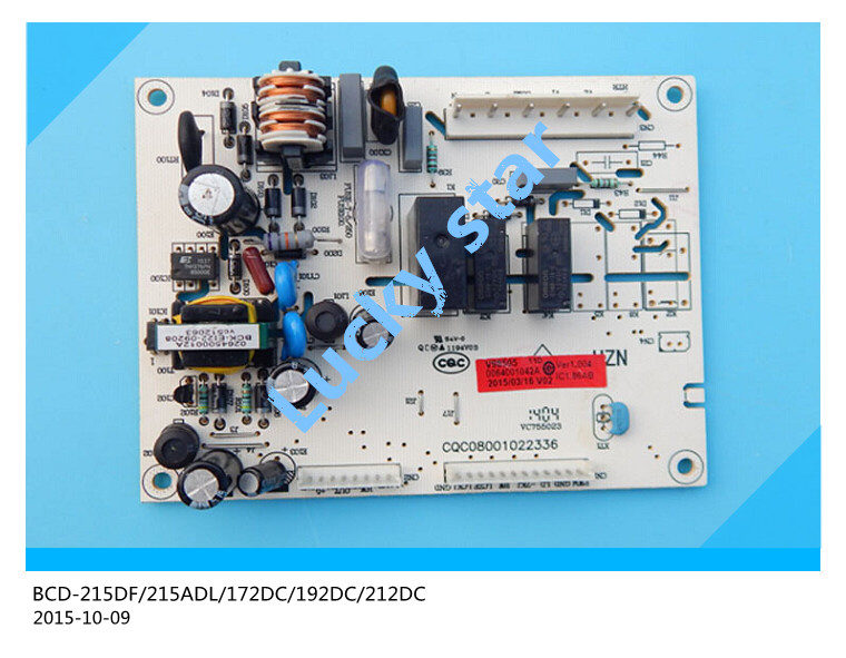 95% new for Haier refrigerator computer board circuit board BCD-215DF 215ADL 172DC 192DC 212DC driver board good working 95% new for haier refrigerator computer board circuit board 0064000230d bcd 228wbs bcd 228wbsv driver board good working