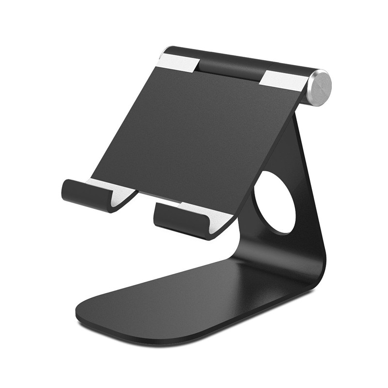Universal Metal Tablet Holder Stand for Phone Lazy Design For ipad holder Aluminum Tablet Stand for apple For iPad bracket aluminum alloy abs plastic multi functional holder adjustable stand table mounts for ipad tablet