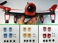 Parrot Bebop drone 3.0 Часть Посадка Салазки + Коврики Посадки Ноги антивибрационные