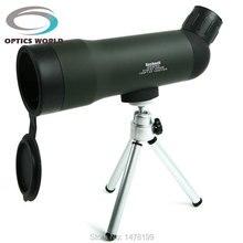 Высокое Качество Телескопические США 20X50 Высокой Видимости Спорт Монокуляр Телескоп Охота Кемпинг Зрительная труба для наблюдения за птицами