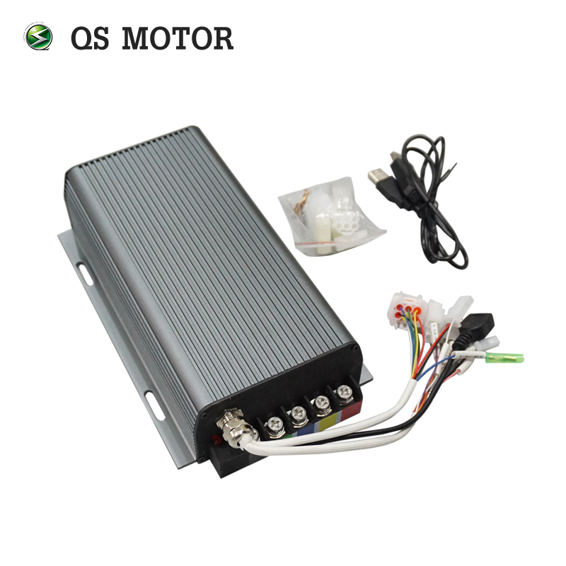 BLDC Motor Controller Sabvoton SVMC48060 sine wave controller for 1000w Electric Scooter hub Motor with bluetooth adapter