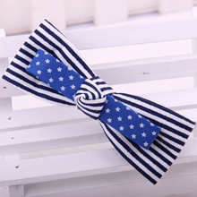 Fashion princess ribbon bowknot barrettes hand-making hair clips accessory with multi layers knots for girls headwear ON SALES!!