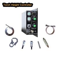 Yüksek kaliteli CHC-200F kapasitif torç yükseklik kontrolörü uygulama CNC yalazla kesme makinası bir yıl garanti