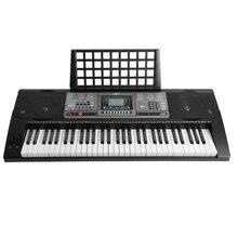US 816 inteligentne wytrzymałość połączenia APP klawiatura dla dorosłych 61 klucz fortepian fortepian klucz dzieci początkujących profesjonalny nauczania