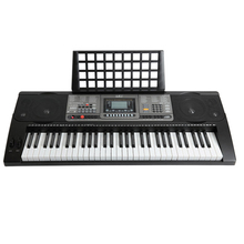 APLICACIÓN del teclado EE.UU. 816 smart connection adulto resistencia clave de piano 61 niños principiantes clases de piano profesional