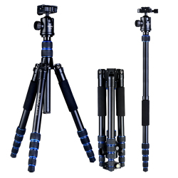 Manbily AZ-310 Tripod Digital SLR Camera Stand Micro Single Portable Travel Monopod for Nikon Canon