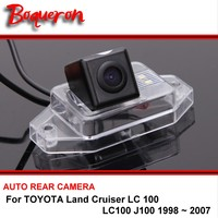 Camera For TOYOTA Land Cruiser LC 100 LC100 J100 1998 2007 Car Rear View Camera CCD