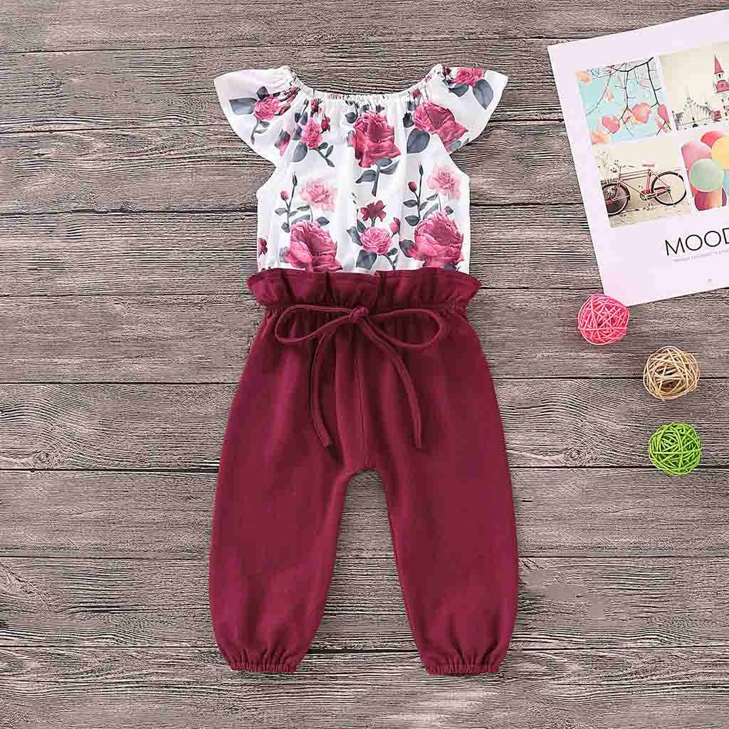 d9fbd3060532a Detail Feedback Questions about Newborn Summer 2019 Baby Girl Boy Clothes  Fashion Patchwork Floral Print Baby Rompers Baby Onesie Baby Winter Clothes  on ...
