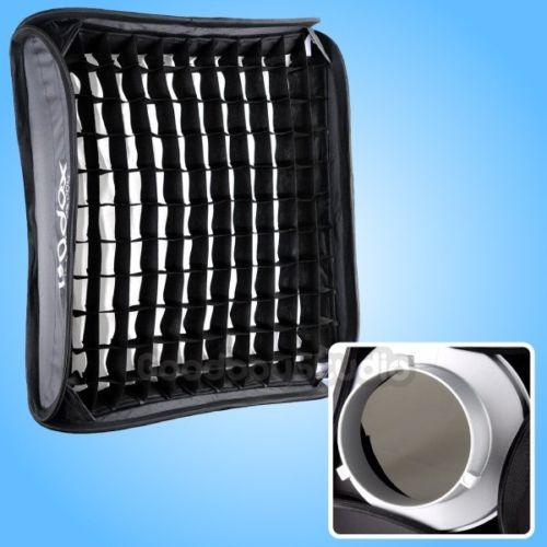 Godox 80x80cm 32x32 Honeycomb Grid Foldable Softbox Bowens for AD600B AD600BM