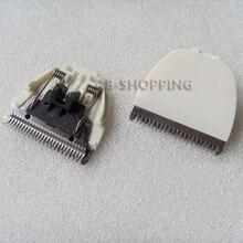 Weißen Haarschneidemaschine Trimmer Klinge Fit Panasonic ER132 ER131 ER1411 ER1420 ER1421 ER1422 ER1410 ER504 ER508 ER509 ER506 ER431