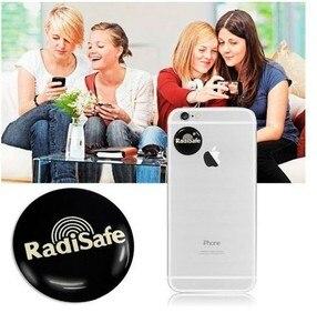 Image 2 - 2019hot product realy work have test by Morlab lab shiled Radisafe 99.8% NHF Radi Safe anti radiation sticker 20pcs/lot