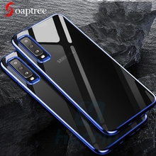 Soft Plated Case For Samsung Galaxy A30 Silicone A7 2018 A6 A8 Plus A5 2017 Note 8 9 10 Pro A10 M20 M10 A9 A3 Cover