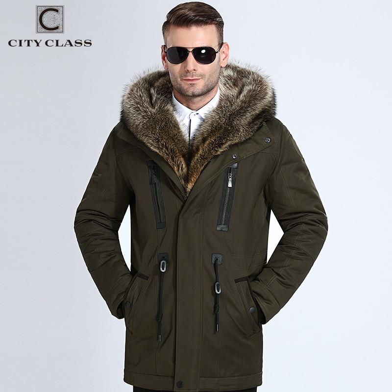 City Class Меховая парка, амерканский енот, верблюжья шерсть наполнитель, зимняя мужская куртка супер теплые парки верблюд шерсть амерканский е...