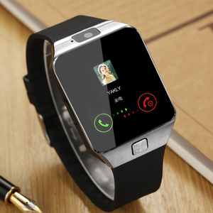 Image 3 - DZ09 Smartwatch akıllı saat Dijital Erkekler İzle Apple iPhone Samsung Için android cep telefonu Bluetooth SIM TF Kart Kamera