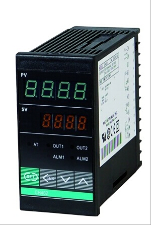RKC type temperature controller thermostat CH402 AN-NN temperature controller K input SSR outpuit