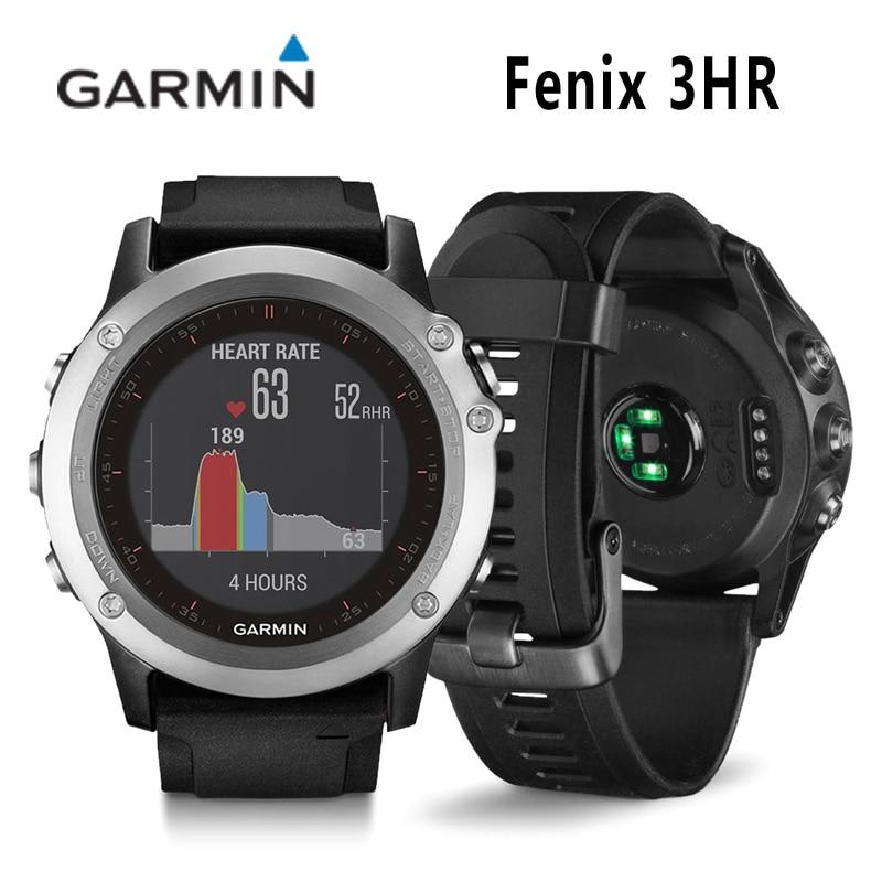 d96e056eed4 Garmin fenix3 HR GPS caminhadas corrida ao ar livre multi função de relógio   brand new  em Relógios inteligentes de Eletrônicos no AliExpress.com