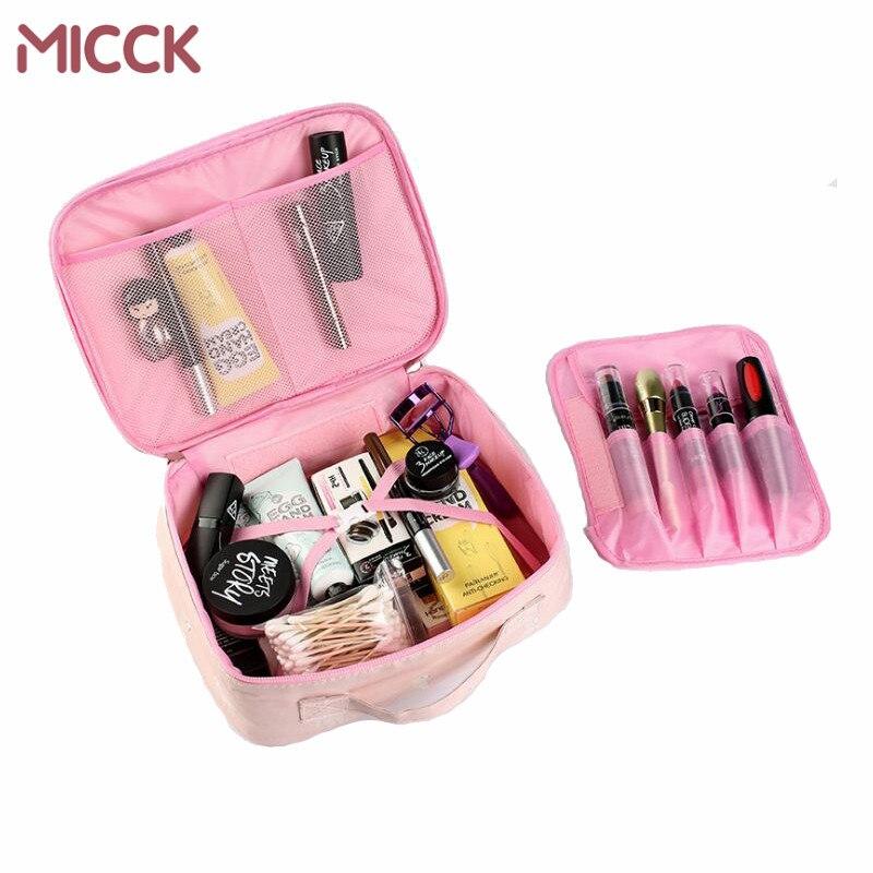 Micck Для женщин Дорожные сумки Красота Косметика Make Up организации хранения милые леди мыть Сумочка чехол Интимные аксессуары item