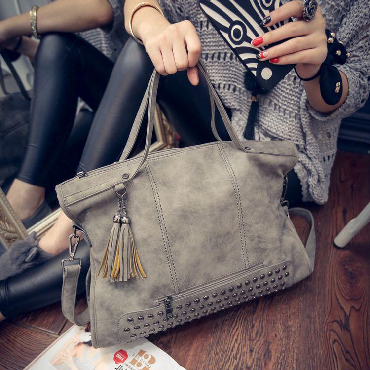grande bolsa para mulheres do Tipos de Sacos : Ombro e Bolsas