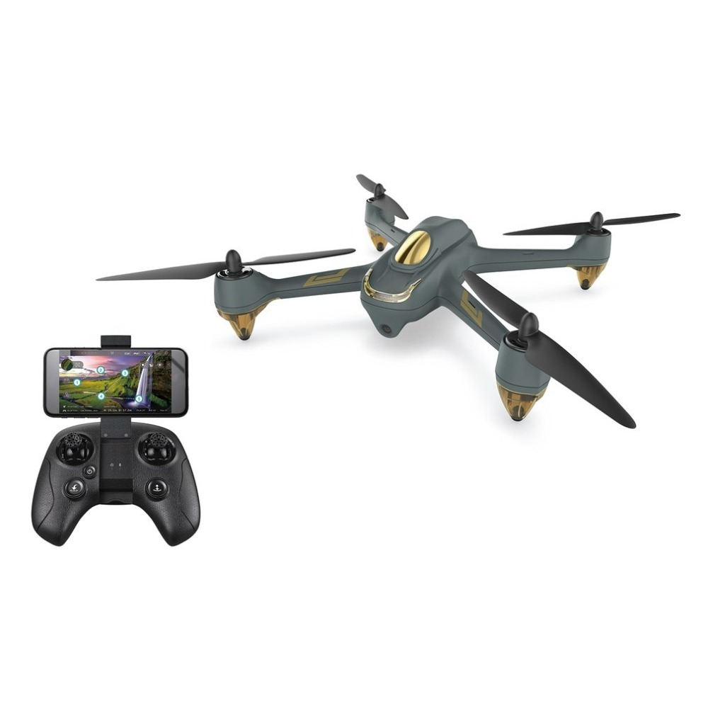Hubsan H501M X4 AIR RC Quadcop 720P HD Camera WiFi FPV Altitude Hold Brushless RC Drone with GPS Follow Me Mode RTF US Plug hubsan h501m x4 waypoint brushless motor gps wifi fpv w 720p hd camera altitude hold headless mode app rc drone quadcopter rtf