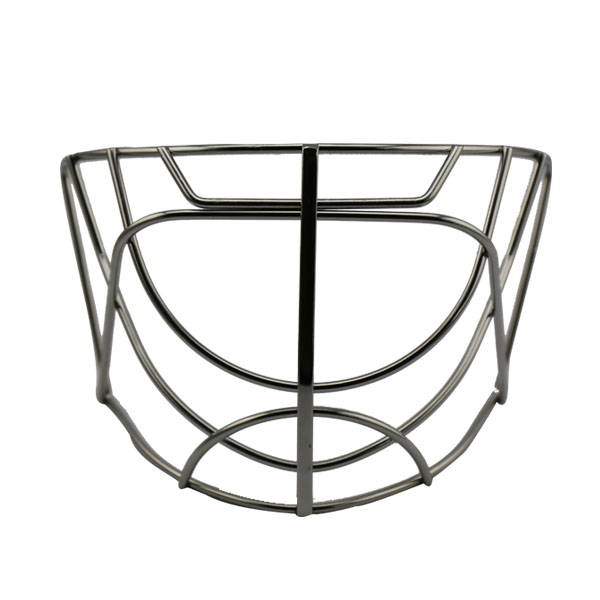 2016 New Arrival Cat Eye Goalie Cage Silver Ice Hockey Face Mask free shipping ce hecc csa approved new design ice hockey helmet hockey sport helmet with mask for adlut
