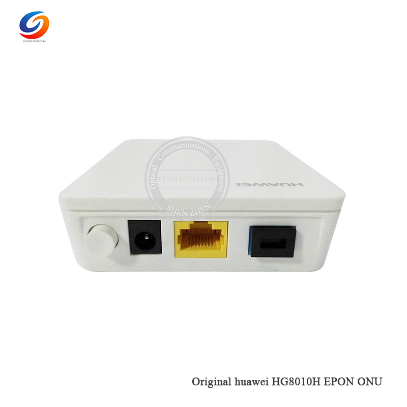 Cellphones & Telecommunications Fiber Optic Equipments Hottest Original Second-hand Used Hg8010h Epon Onu Ont Ftth Sfu Router Mode 1ge Lan Port Epon Terminal Bridge Model