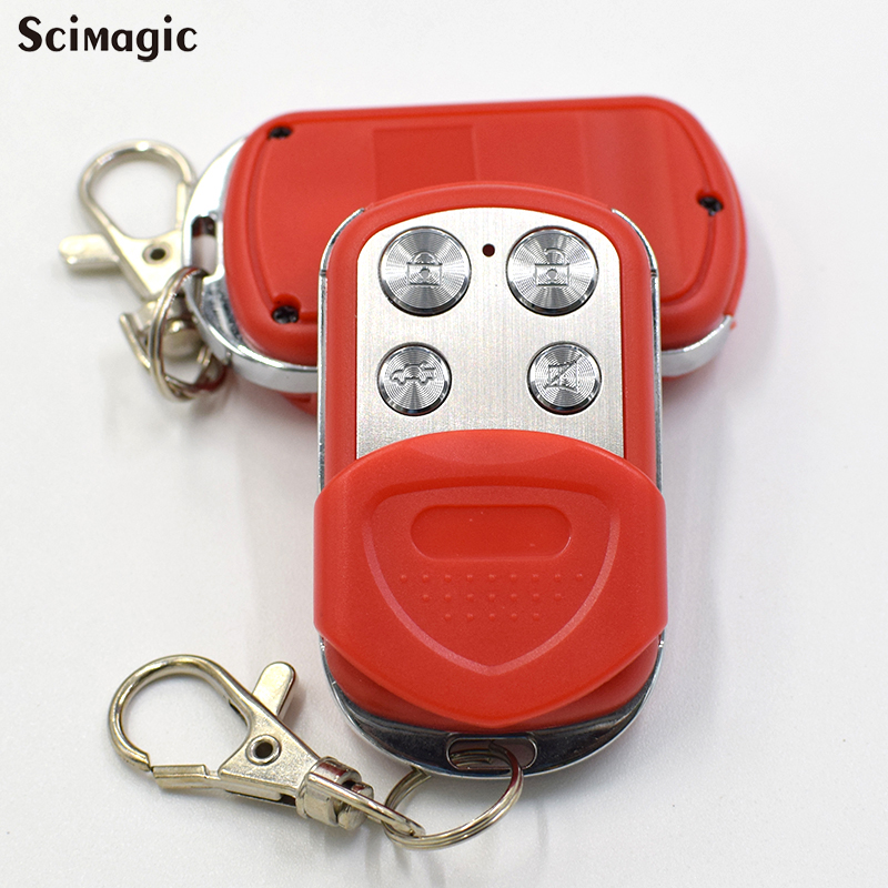BENINCA 433mhz Remote Control Garage Command Rolling Code Or Fixed Code BENINCA Hand Transmitter Gate Control Garage Door Opener