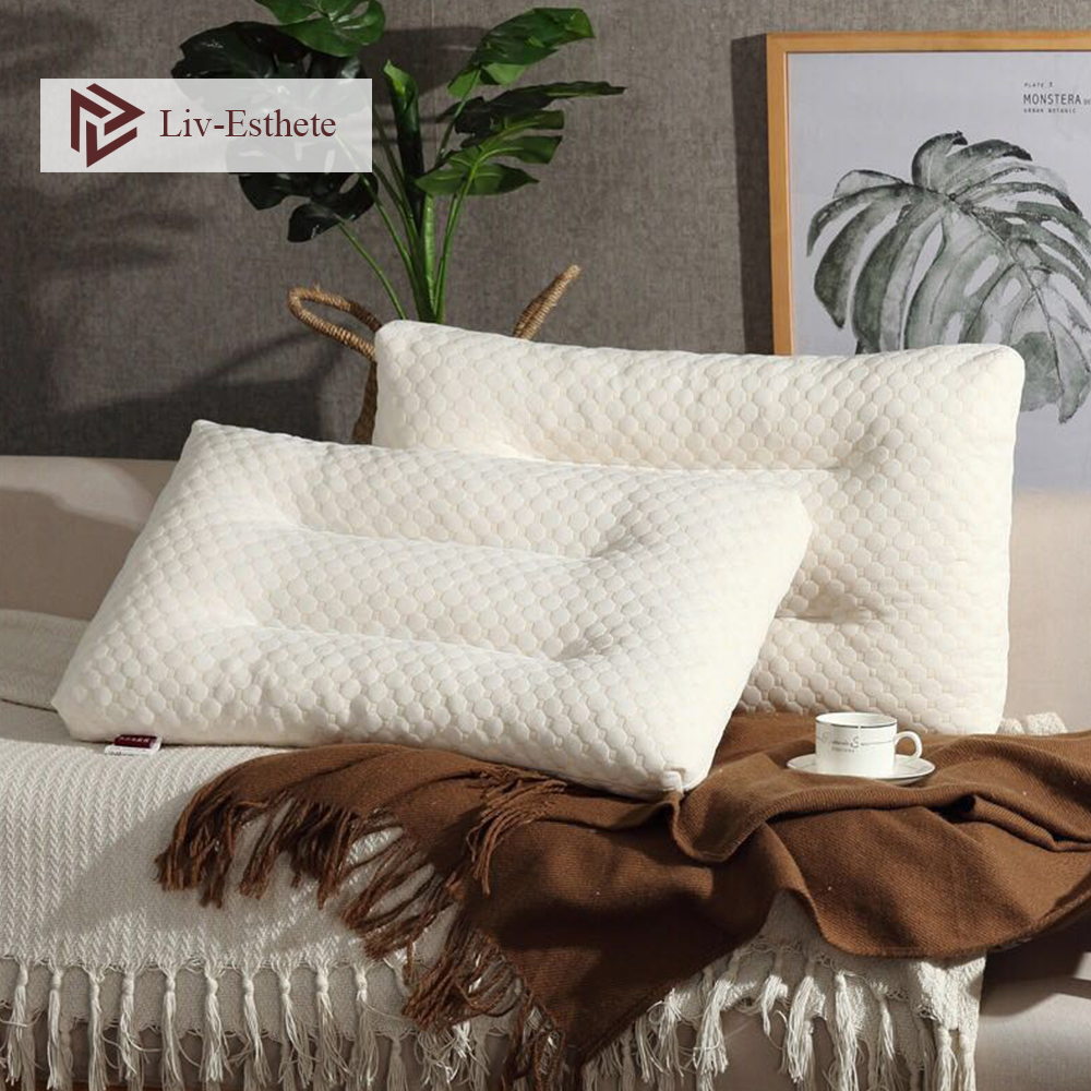 Liv Esthete Wholesale 100 Natural Latex Health Pillow