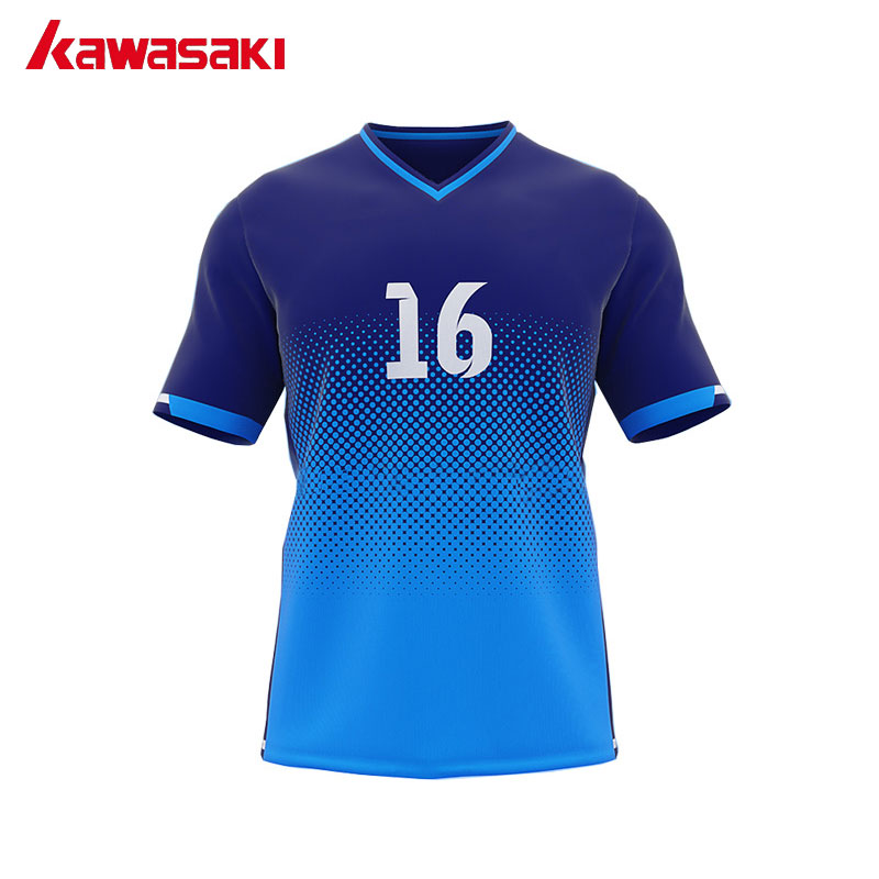 0d887c1ac3c Mouse over to zoom in. Kawasaki Football Jersey Shirt Kits Soccer Jersey  Professional Customized Design Team ...