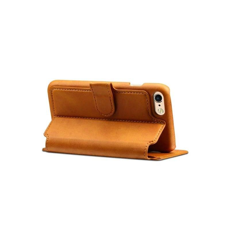 Δερμάτινη θήκη από δέρμα πολυτελείας - Ανταλλακτικά και αξεσουάρ κινητών τηλεφώνων - Φωτογραφία 4