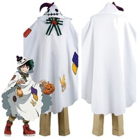 My Boku No Hero Academia Izuku Midoriya Cosplay Costume Adult Halloween Suit Outfit Cotumes