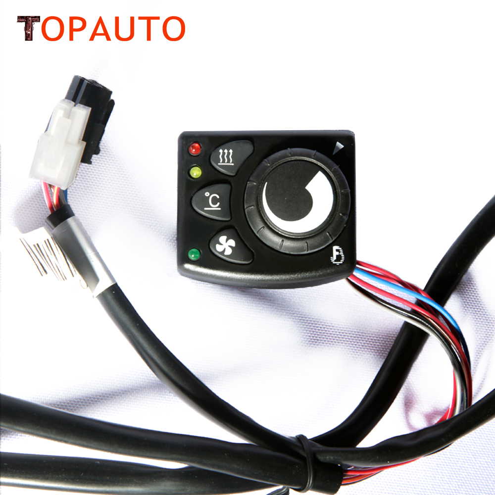 Diesel Heater Wiring Electrical Diagram Eberspacher 801 Control Topauto Switch For Air Parking Espar Webasto Manual