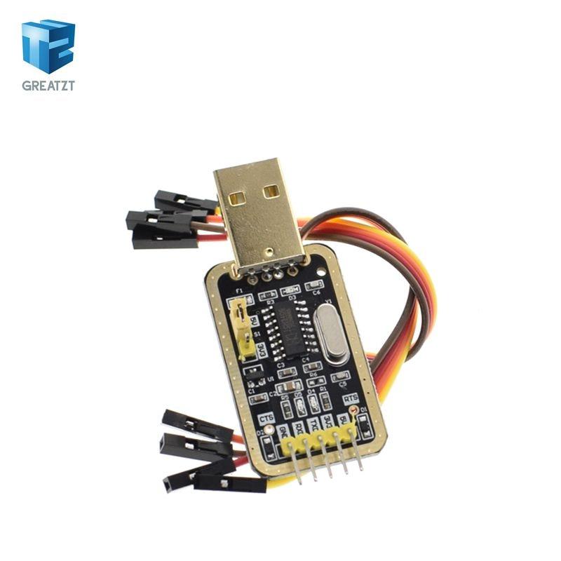 5pcs CH340G IC Board SOP-16 USB Cable Serial chip RU