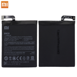 Image 2 - Оригинальный сменный аккумулятор Xiao Mi BM39, 3250 мАч, высокая емкость, высокое качество, для Xiaomi Mi 6 Mi6 + Бесплатные инструменты