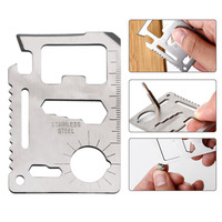 New 11 in 1 multifunction tools credit card size wallet knife outdoor hunting survival camping pocket.jpg 200x200