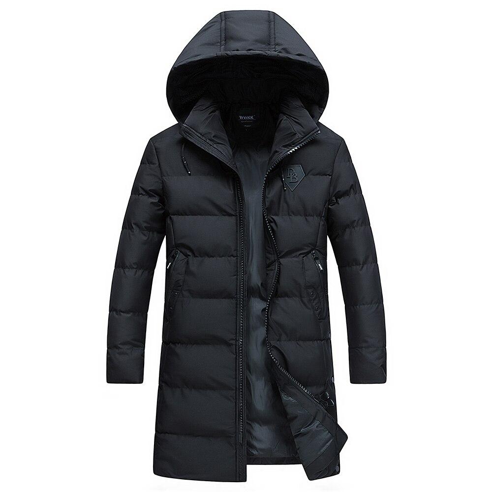 Varsanol Men Parkas Cotton Padded Jacket 2018 New Designs Men S