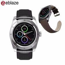 [Best seller]Zeblaze Classic Smart Watch IPS Screen Support Heart Rate Monitor Bluetooth smartWatch For apple huawei IOS Android
