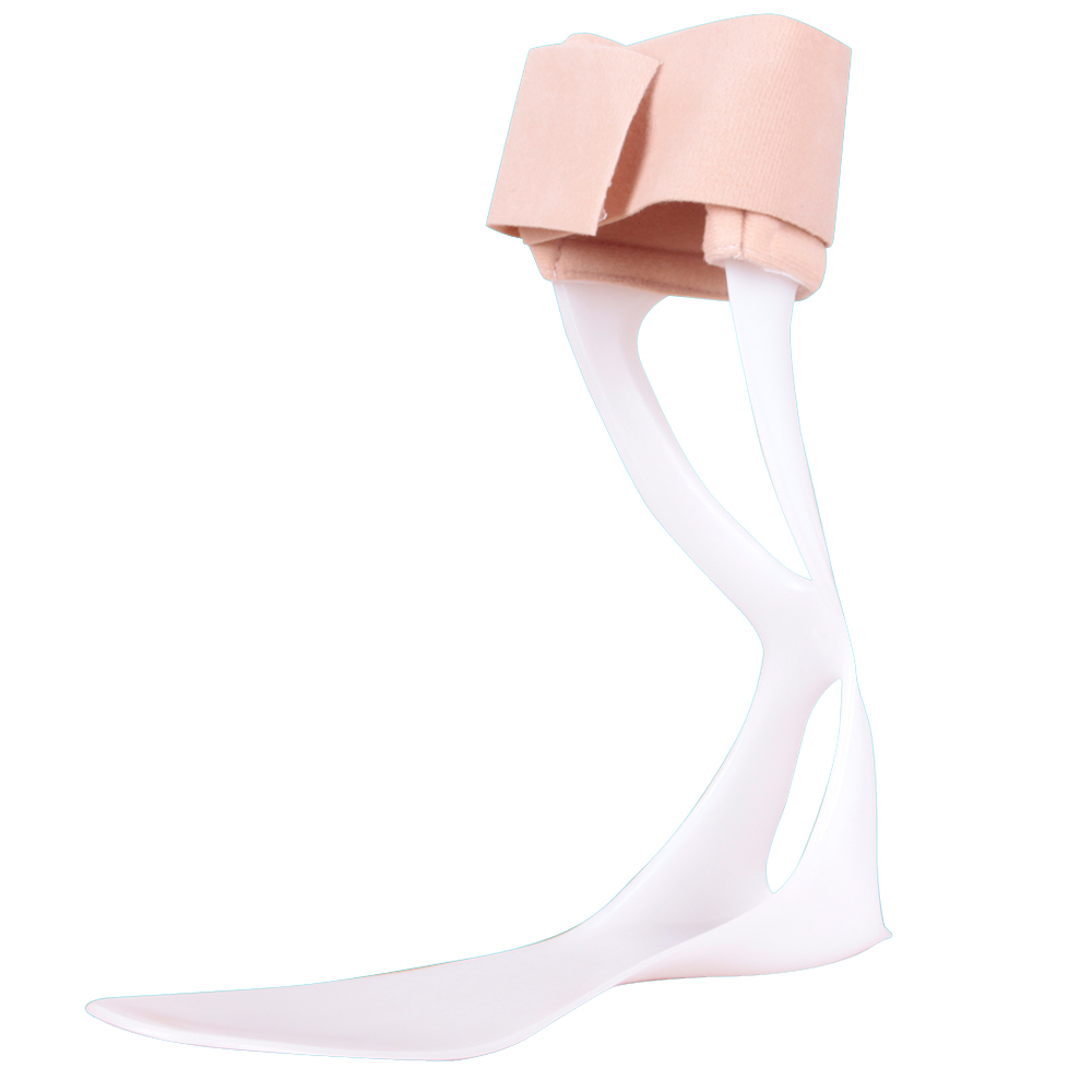 AFO Ankle Foot Orthosis For Drop Foot Rehabilitation Of Varus Foot And Talipes Valgus Hemiplegia Support Durable PP Leaf Spring