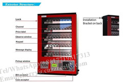 Hot sale Best Selling Condom vending machine,condom dispenser with coin acceptor