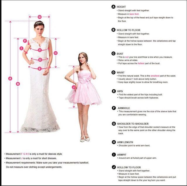 LORIE Boho Wedding Dress Scoop A-Line Appliques Chiffon Bride Dress Custom Made High Split  Wedding Gown Free Shipping 2019 3