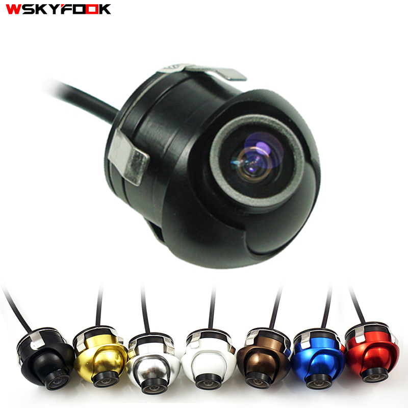 HD CCD Car Rear View Camera Reversing Parking Backup Cam 360° Night Vision