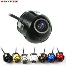 CCD HD камера автомобиля ночного видения спереди/сбоку/влево/вправо/камера заднего вида 360 градусов вращения Универсальный Автомобильный Обратный резервная камера