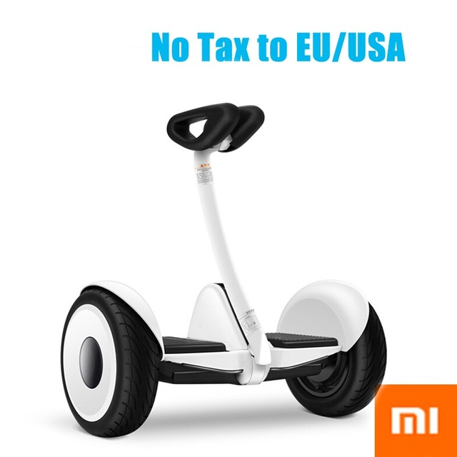 In Stock Outdoor Xiaomi Scooter XiaoMi Electric Scooters mini smart Self balancing Scooter Two Wheels Drifting Unicycle mini car